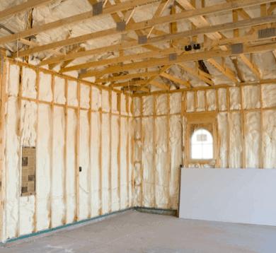 spray-foam-insulation-rolled-wool-insulation